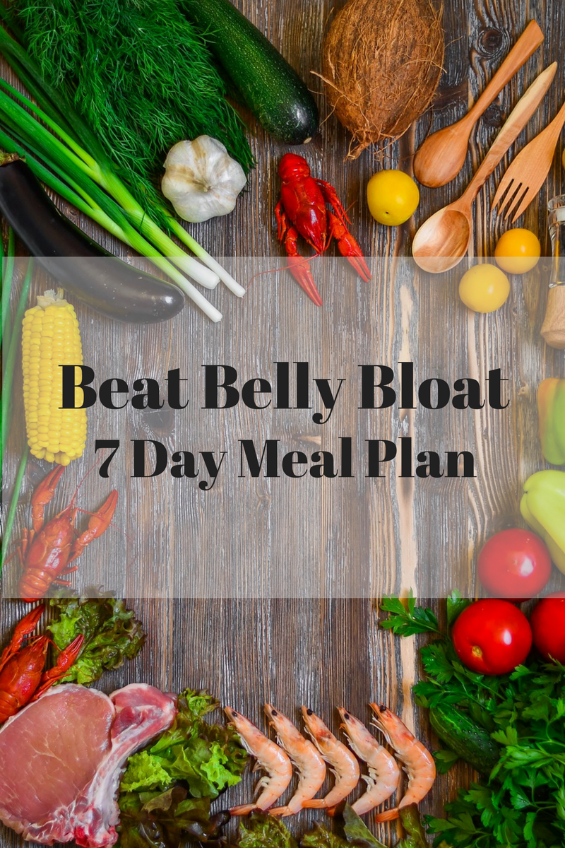 bloating recipe